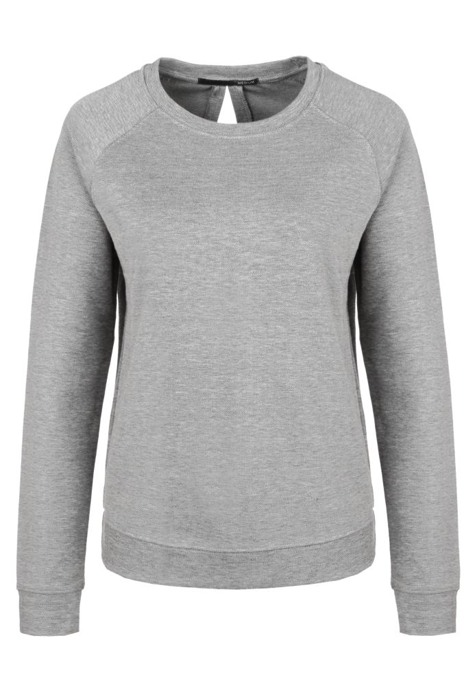 Sweater mit Rückenschlitz EMMA