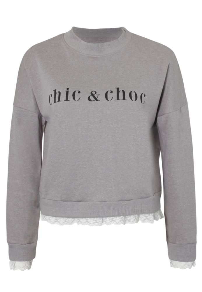 2in1 Sweatshirt CHIC & CHOC