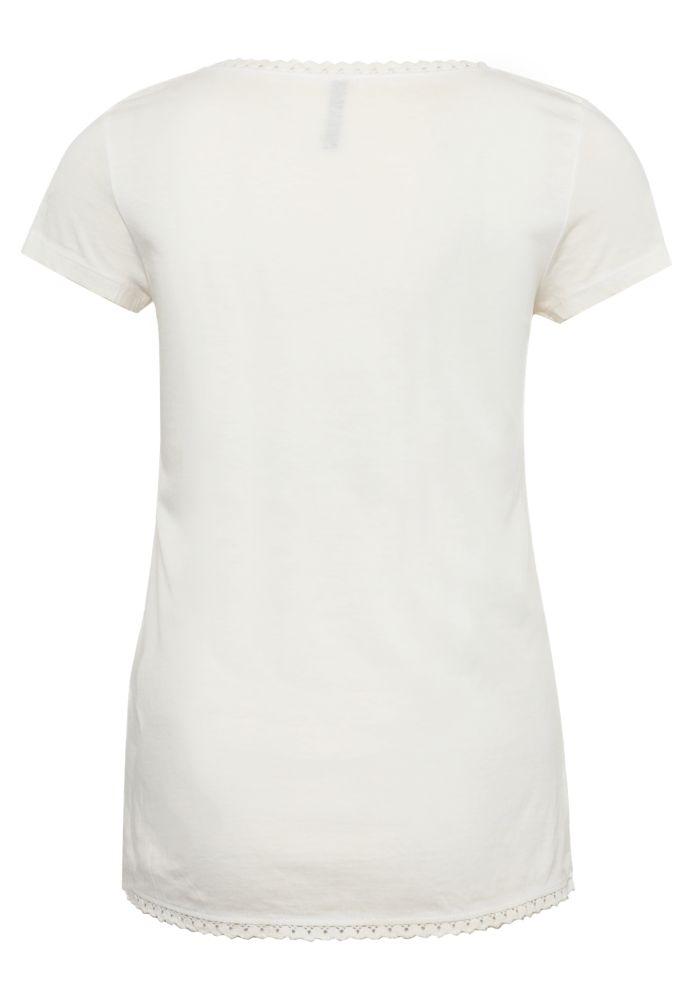 Vorschau: T-Shirt mit Spitze LENI