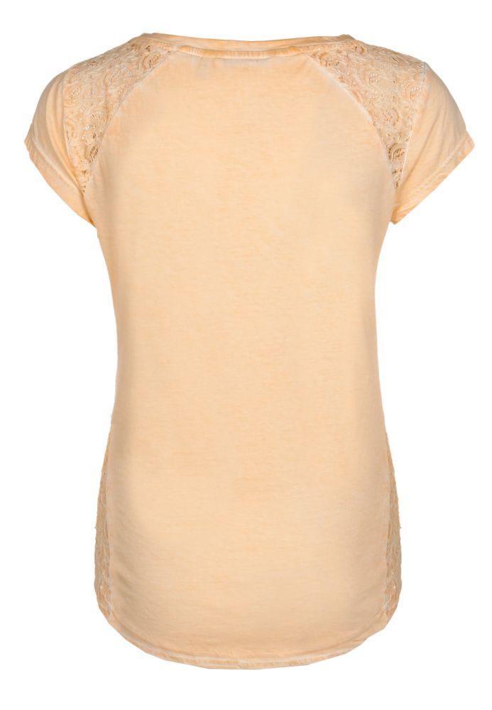Vorschau: Vintage T-Shirt mit Spitze