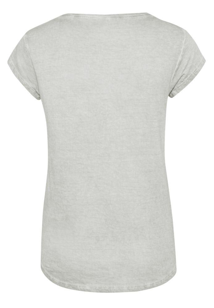Vorschau: T-Shirt Pailletten-Federprint