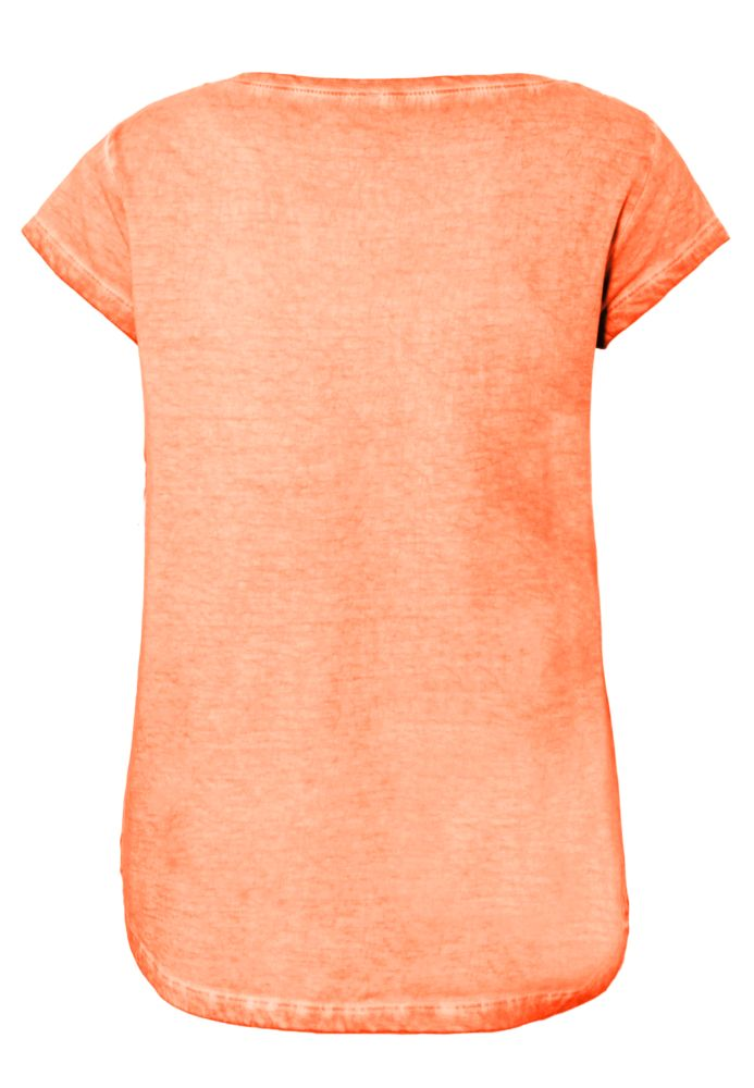 Vorschau: T-Shirt mit Federprint