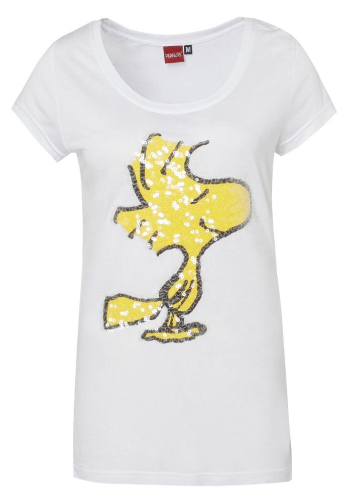 Pailletten Shirt WOODSTOCK
