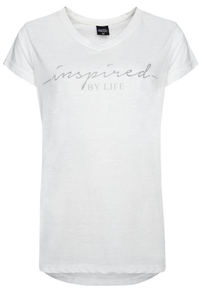 Lockeres Statement T-Shirt