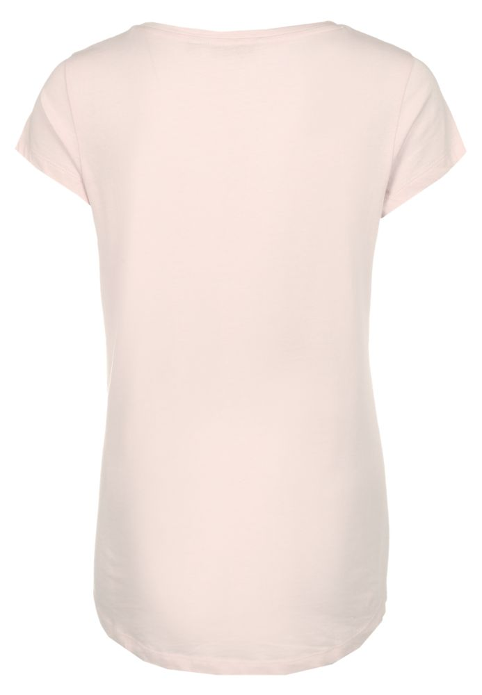 Vorschau: T-Shirt mit Feder-Print
