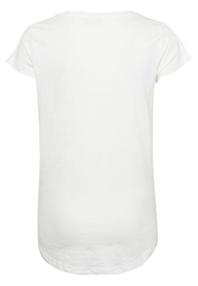 Vorschau: Damen T-Shirt mit Tucan-Print