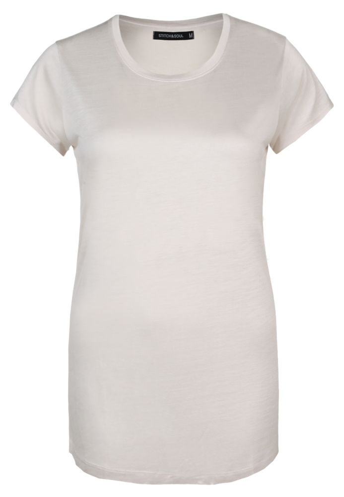 Vorschau: Damen Basic Shirt