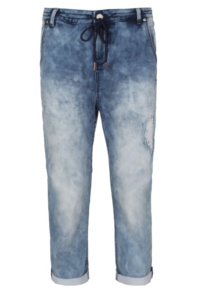 Sweat Jeans Capri