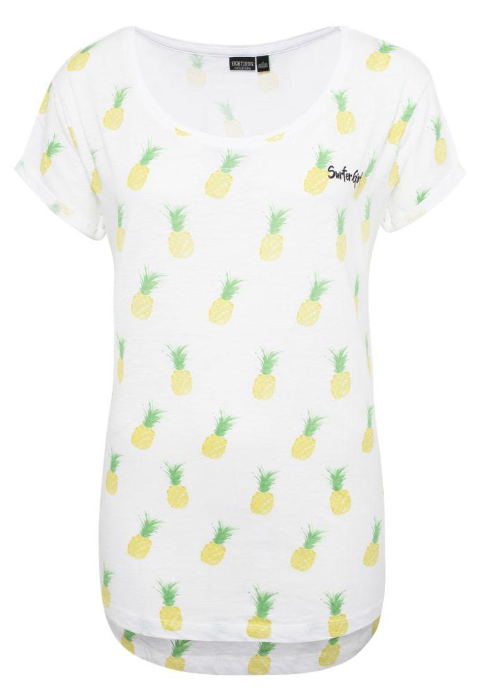 Minimal Print T-Shirt