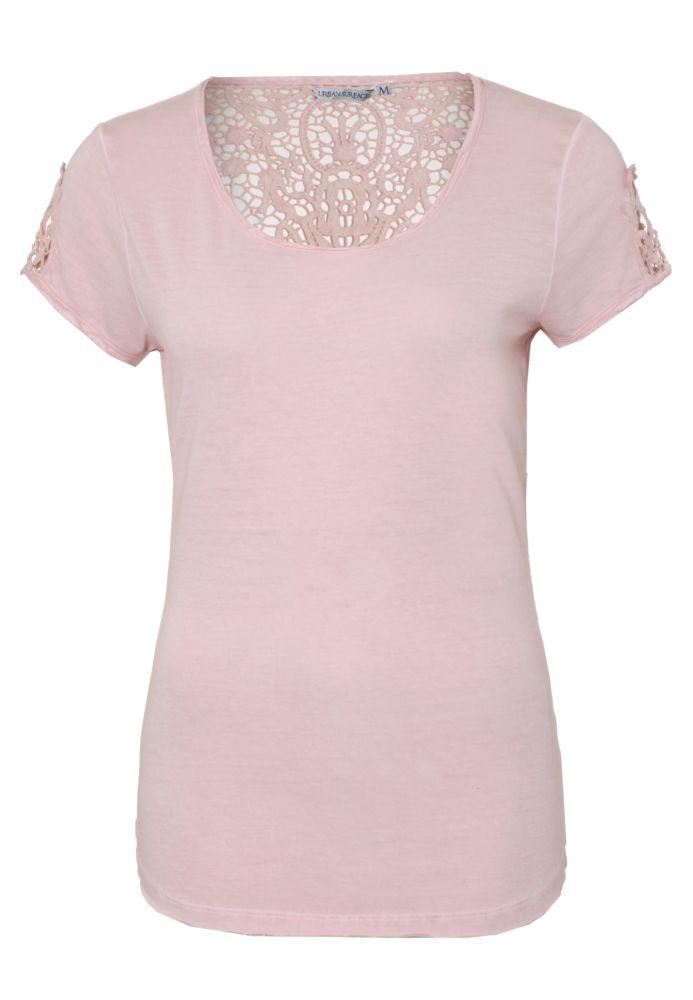 Vintage Shirt - Spitzenrücken