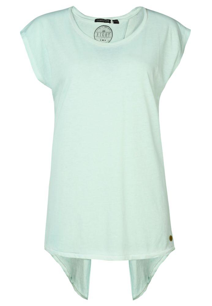 Damen Shirt mit Rückenschlitz