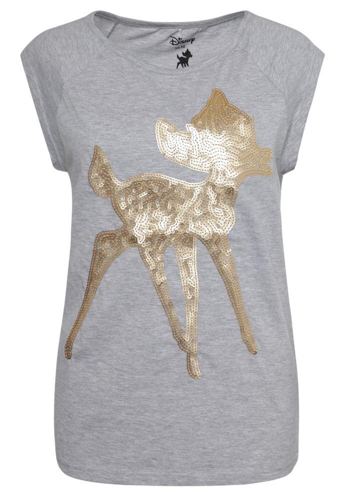Pailletten T-Shirt BAMBI