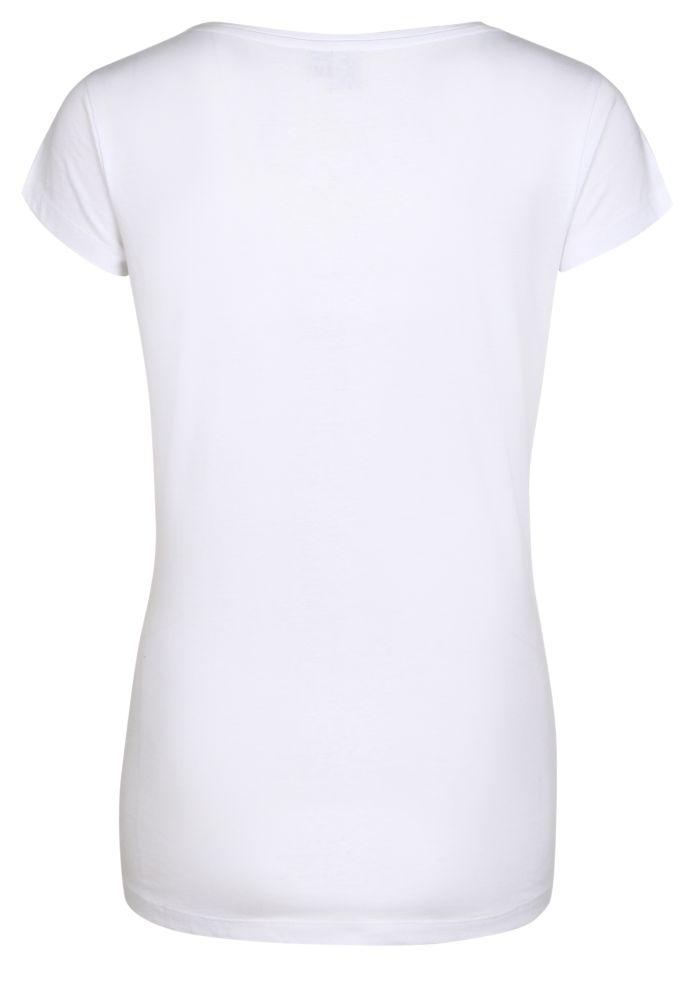 Vorschau: Shirt mit Blumenprint Paris Style