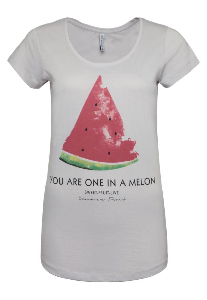 T-Shirt - Melonen Print