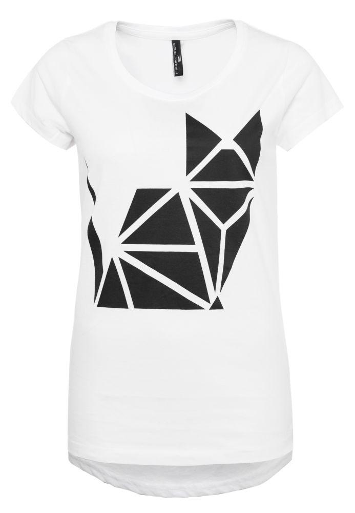 Vorschau: T-Shirt - Origami Katze