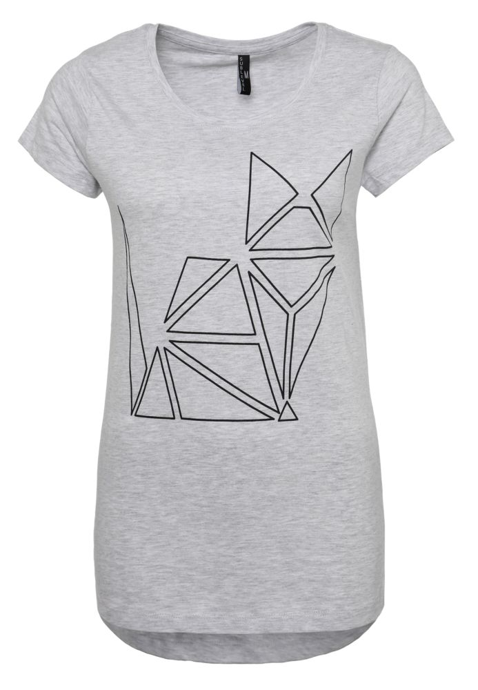 T-Shirt - Origami Katze