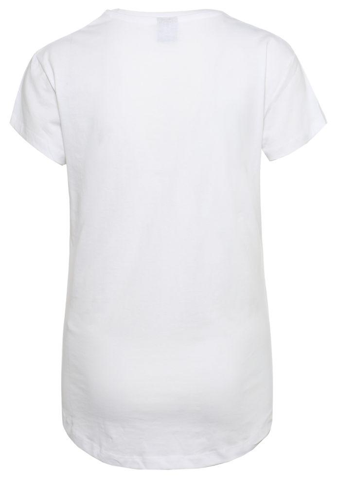 Vorschau: Damen Slogan T-Shirt