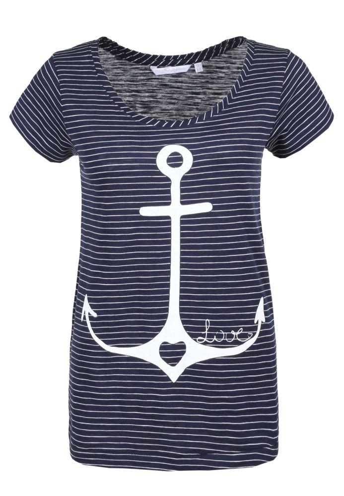 Streifen T-Shirt - Love