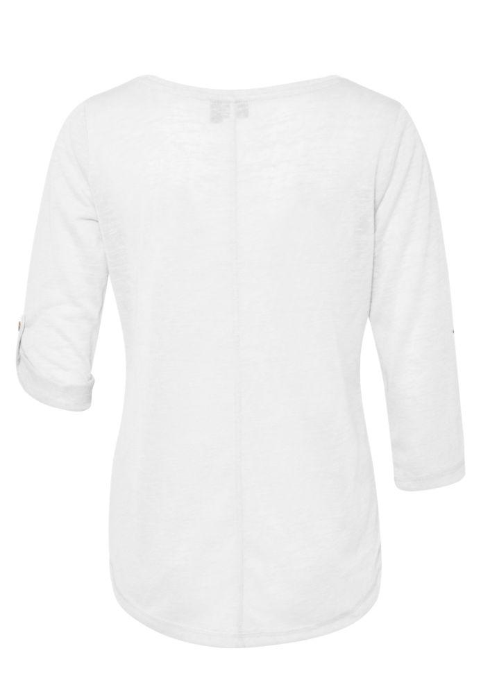 Vorschau: Feinstrick-Shirt 3/4-Arm