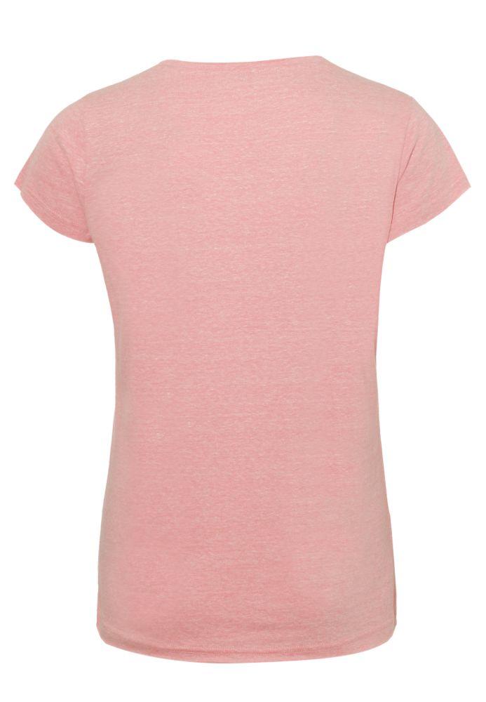 Vorschau: Damen Basic T-Shirt