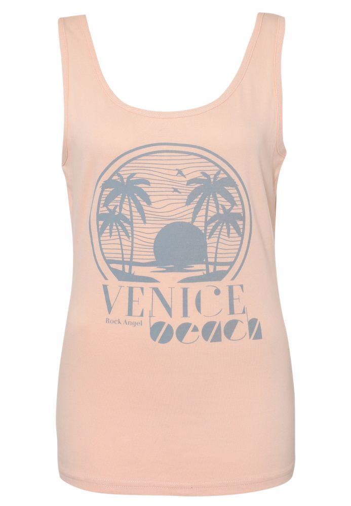 Piqué Beach Top MIA