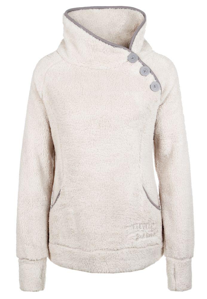 Teddyfleece Pullover