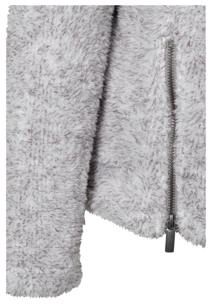Vorschau: Fleecepullover mit Zipper