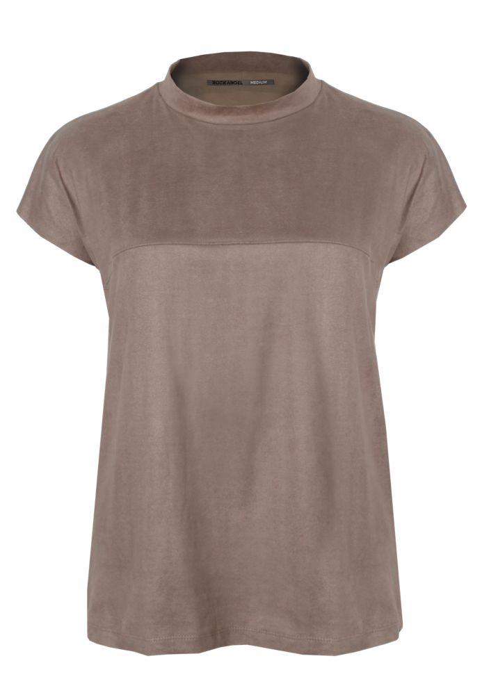 Shirt Velours Optik ROMY