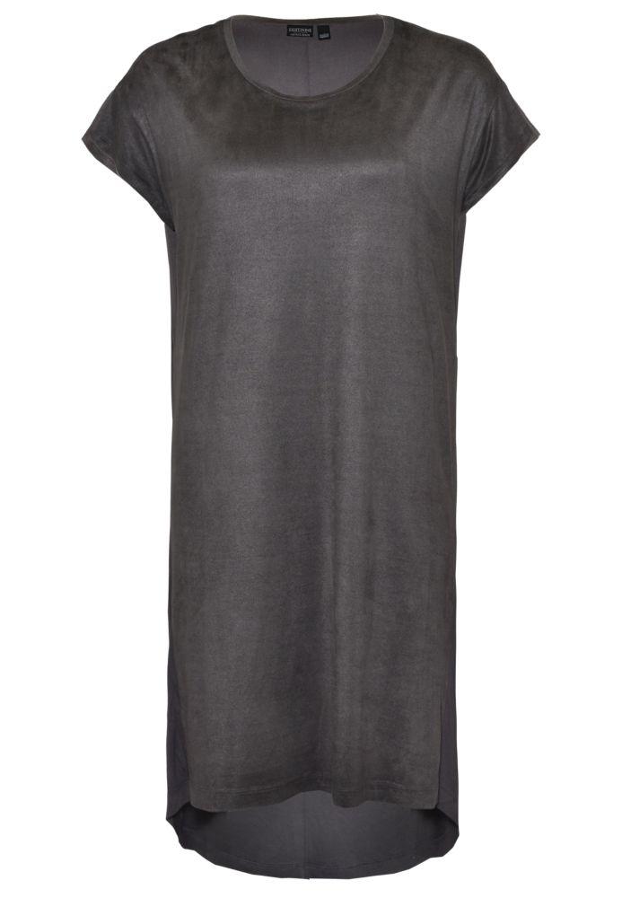 Midi T-Shirt Kleid