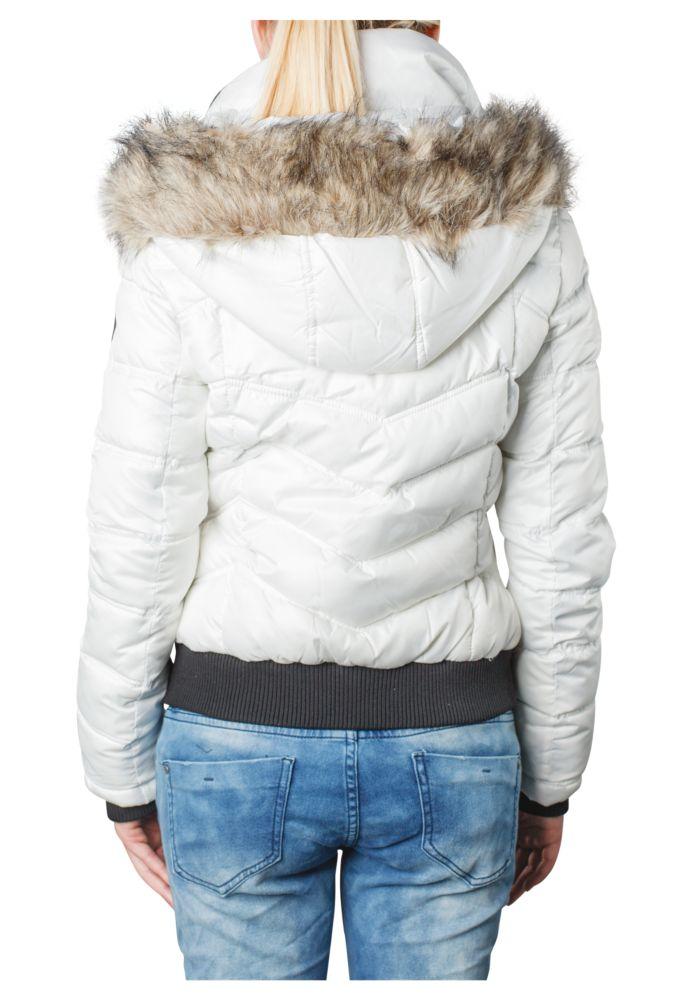 Vorschau: Winter Steppjacke mit Kapuze