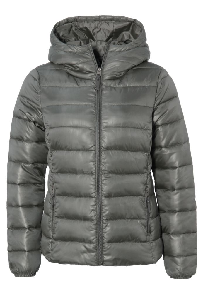 Light Padded Frauen Steppjacke