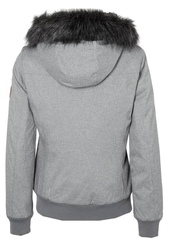 Vorschau: Winterjacke mit Fake Fur