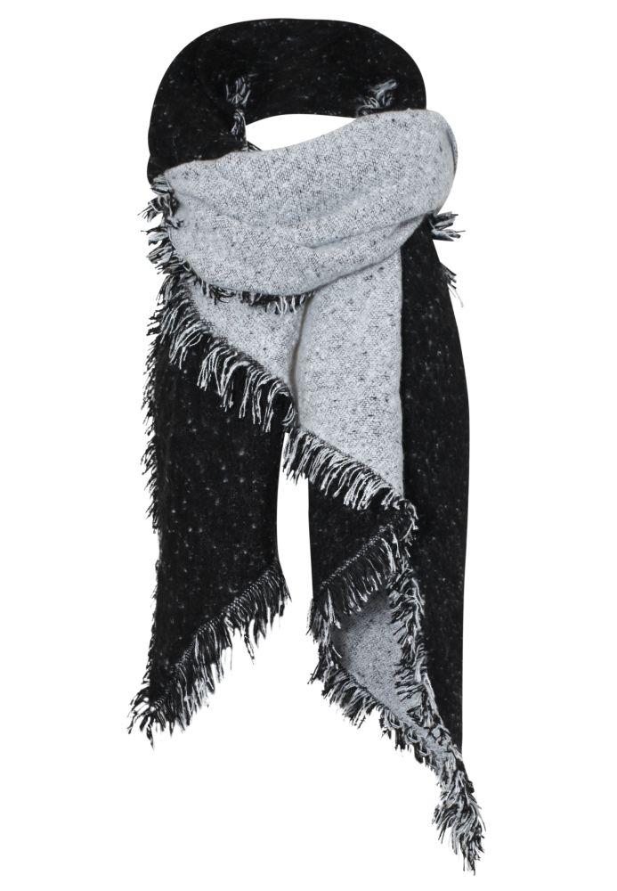 XXL Jacquard Fleece Schal