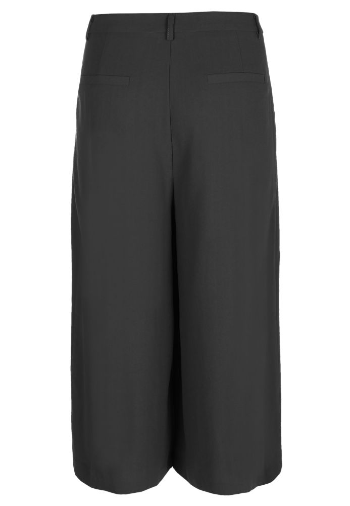 Vorschau: Schwarze Culotte Hose