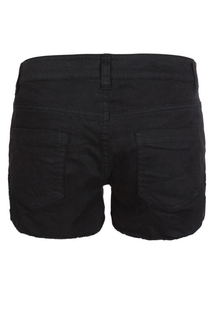 Vorschau: Hot Pants mit Spitze