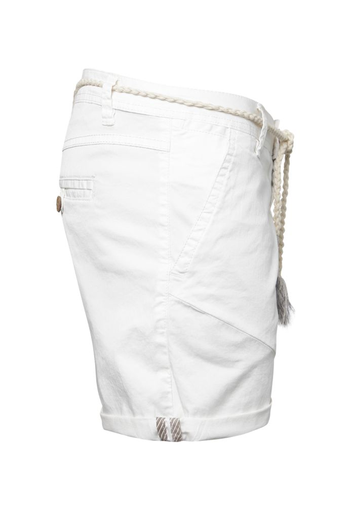 Vorschau: Damen Shorts mit Flechtgürtel