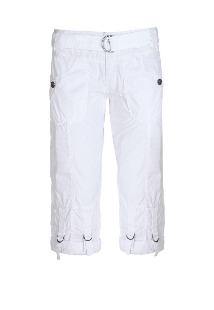 Vorschau: Weiße Cargohose