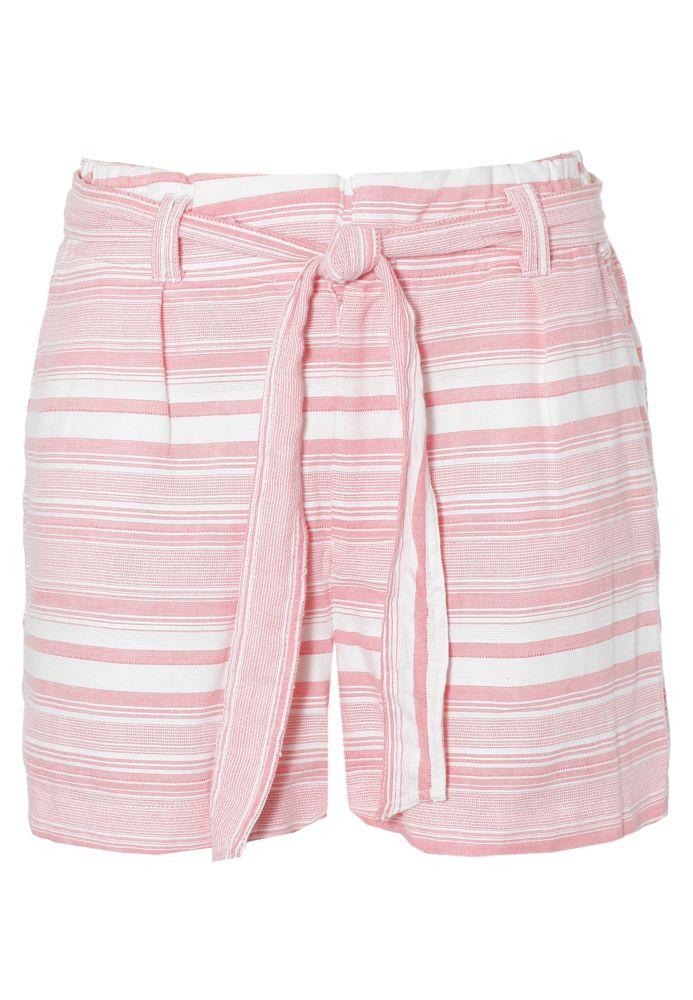 Gestreifte Jacquard Shorts