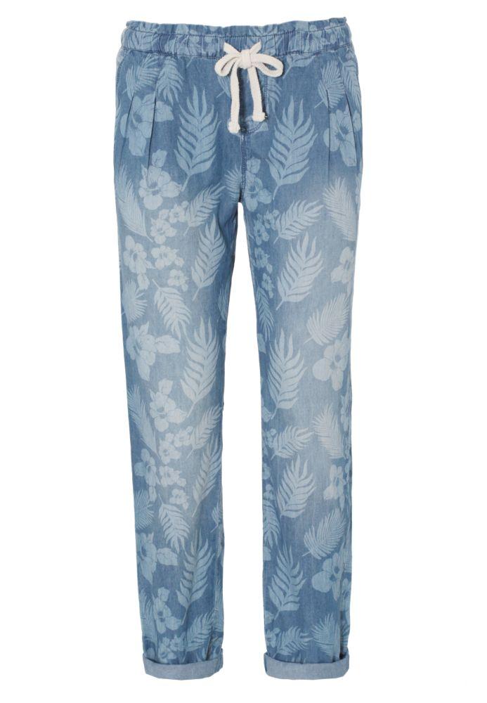 Leichte Allover Print Jeans