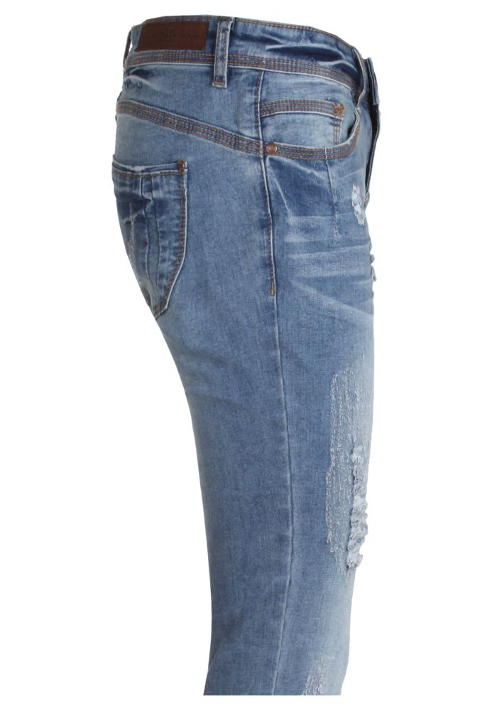 Vorschau: 5-Pocket Skinny Jeans AMY