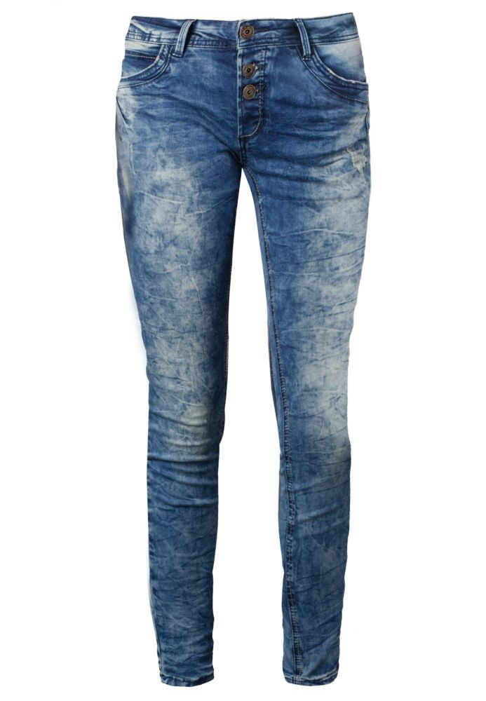 Used Damen Skinny Fit Jeans