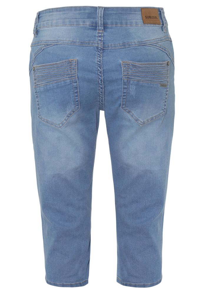 Vorschau: Jeans Capri in O-Shape