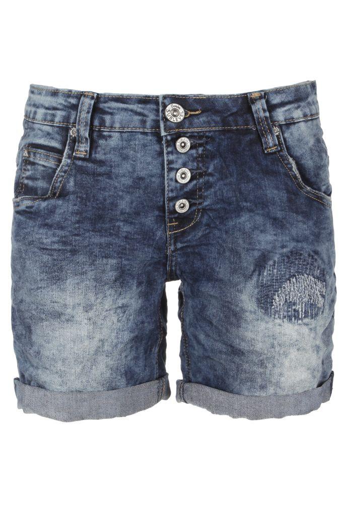 Jeans Bermuda Shorts