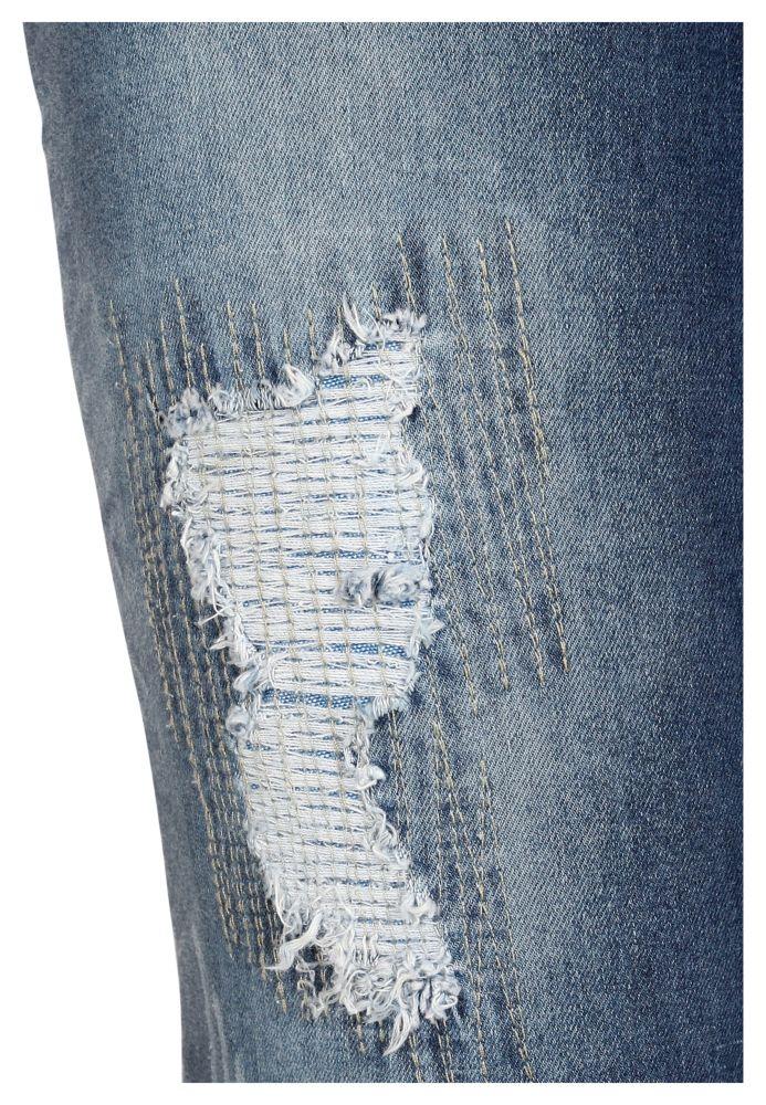 Vorschau: Destroyed Skinny Jeans