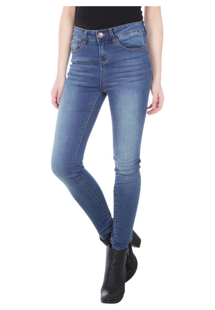 Vorschau: High Waist Skinny Jeans