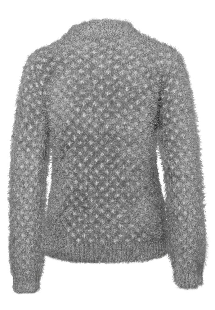 Hairy Strickpullover