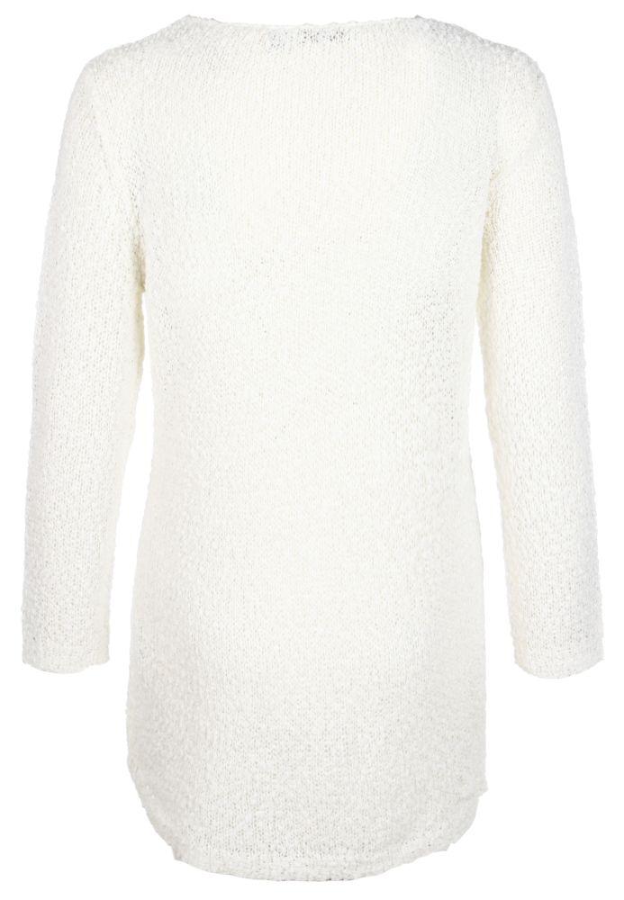 Vorschau: Leichter Effektgarn Pullover