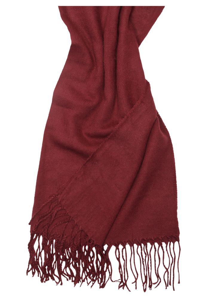Vorschau: Damen Schal mit Fransen