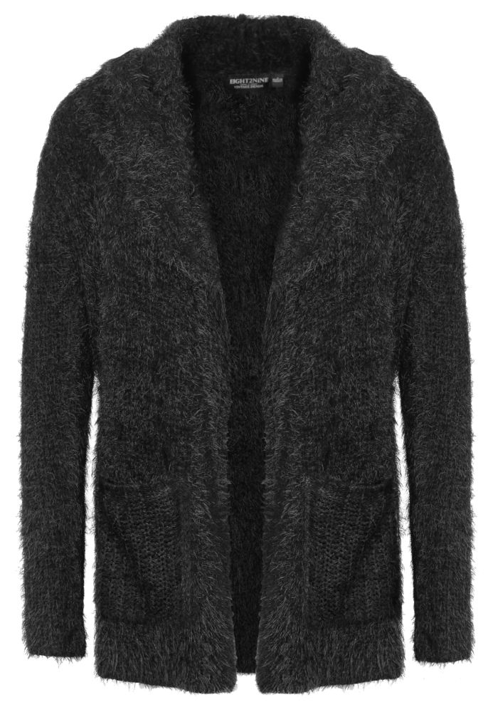 Hairy Strick Cardigan