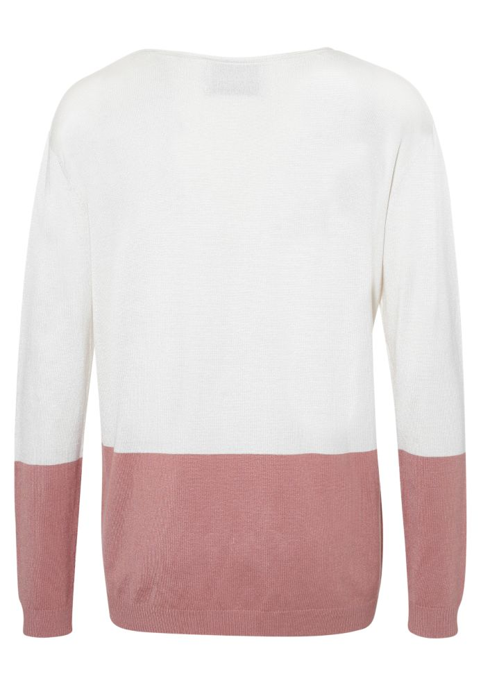 Vorschau: Colourblock Pullover ALEA